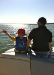 Leech Lake, August 2010 (3 years old)